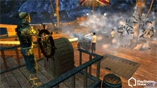 Cutthroats : Battle for Black Powder Cove sur PlayStation Home